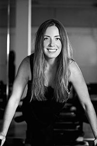 Pilates Platinum Trainer Dominique Duncan
