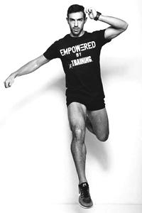 Pilates Platinum Trainer Luke Lombardo