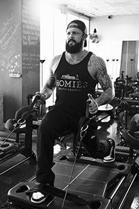 Pilates Platinum Trainer Mikael Padilla