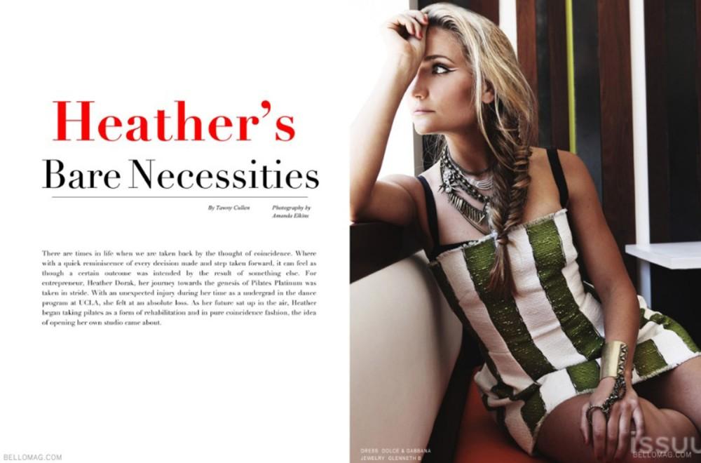 Bello Magazine Page 2