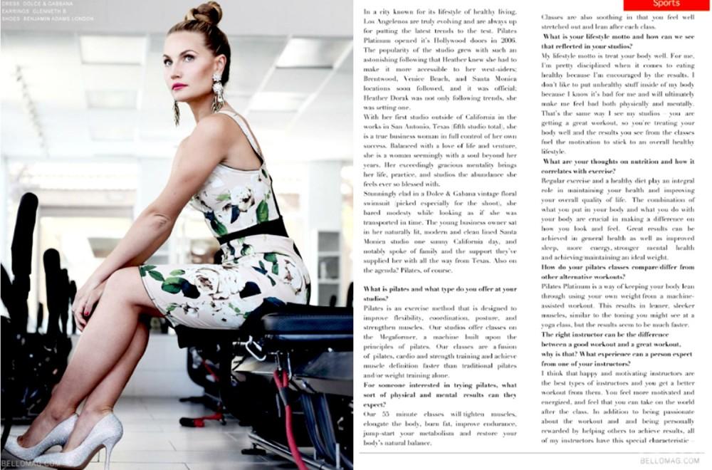 Bello Magazine page 3