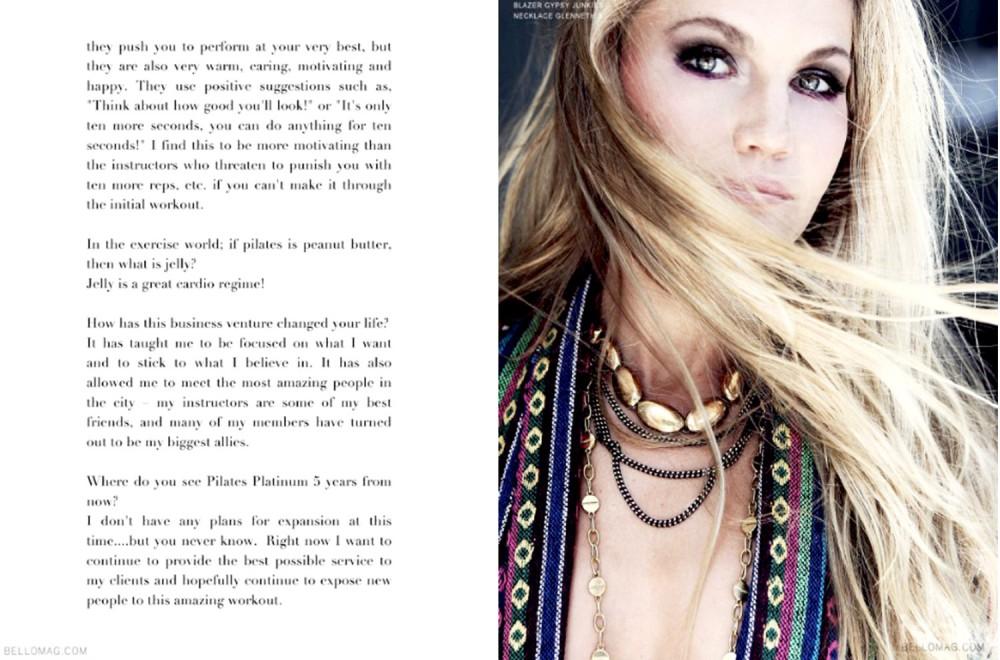 Bello Magazine page 4