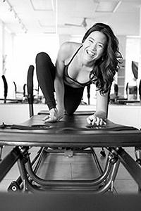 Pilates Platinum Trainer Piper Michelle
