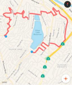 urban hike