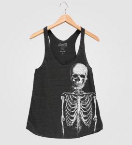 skeleton-tank