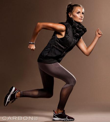 Train with Heather Dorak of Pilates Platinum