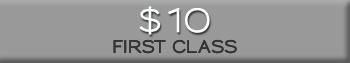 Pilates Platinum First Class $10